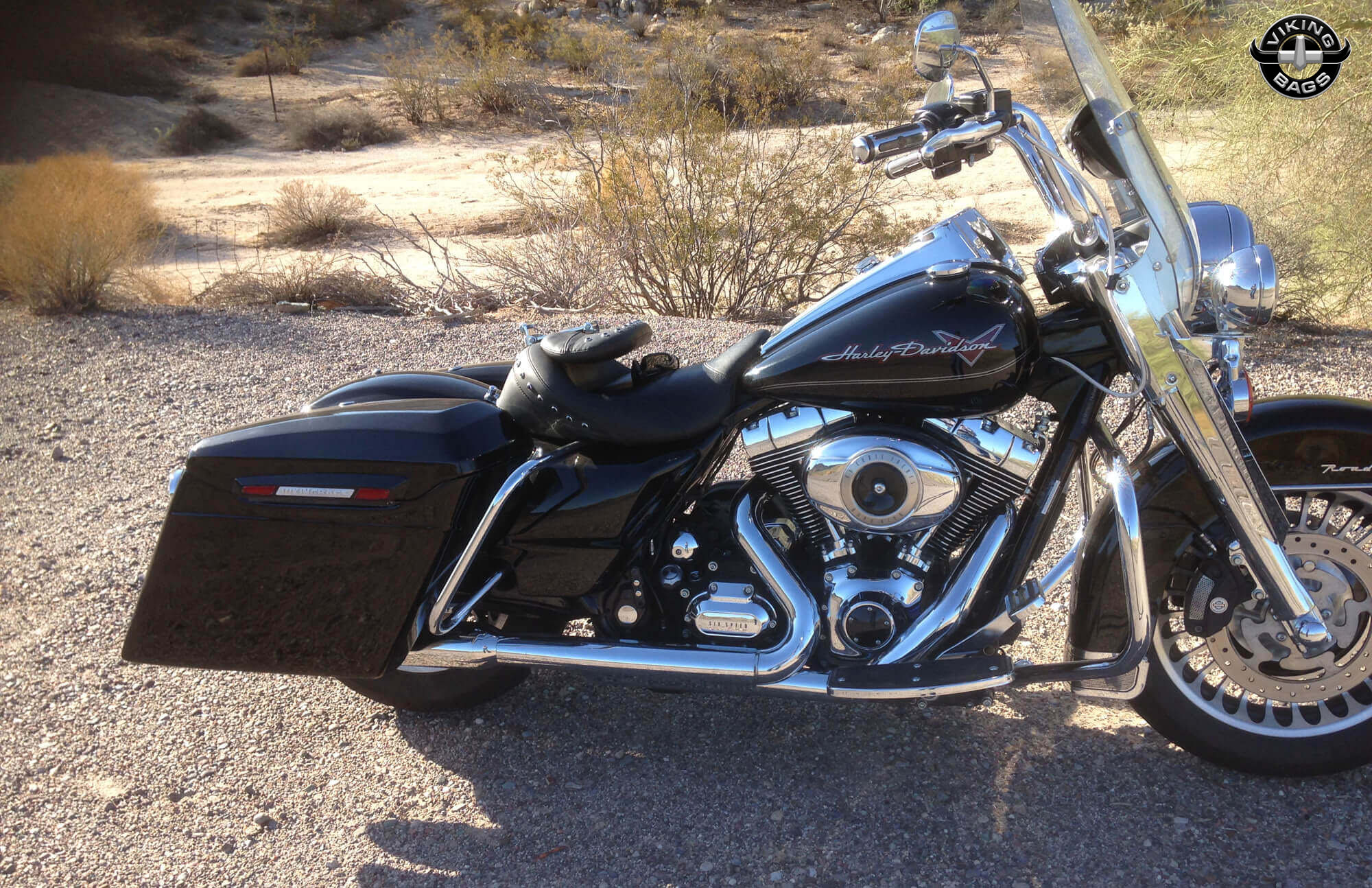 road king classic touring bagger gloss extended. Black Bedroom Furniture Sets. Home Design Ideas